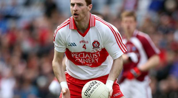 Gerard O'Kane has witnessed plenty of change