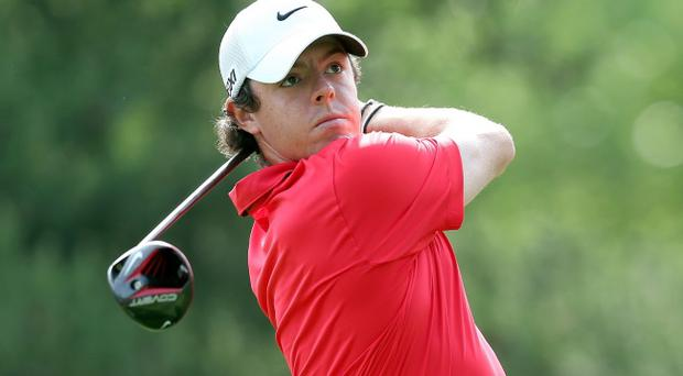 Rory McIlroy has yet to decide on an Olympic identity
