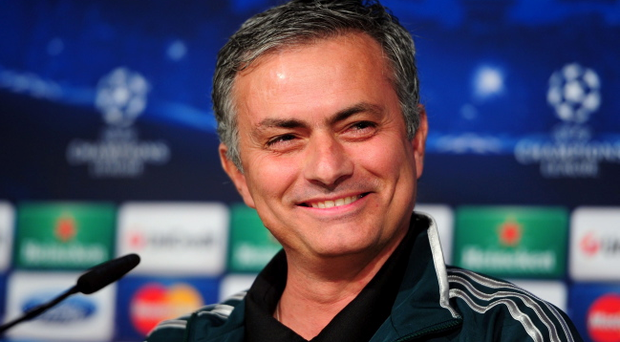 During Jose Mourinho's previous spell in charged of Chelsea, he won back-to-back Premier League titles
