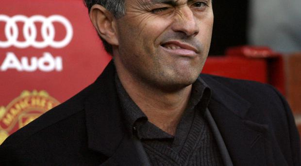 File photo dated 26/11/2006 of Jose Mourinho. Chelsea have confirmed Mourinho as their new manager on a four-year contract