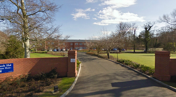 Rush Hall Care Home in Limavady, picture courtesy of Google Street View.