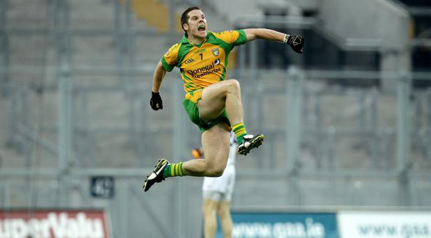 Kevin Cassidy no longer plays county football for Donegal