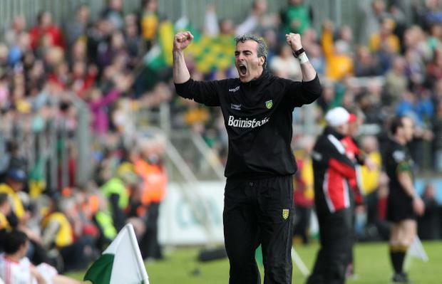 Jim McGuinness is working with Neil Lennon at Celtic