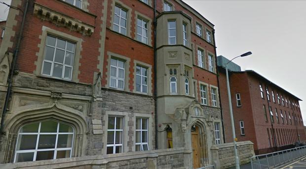 Nazareth House, a residential care home in Londonderry run by the Sisters of Nazareth, will close after 120 years. Picture courtesy of Google Street View.