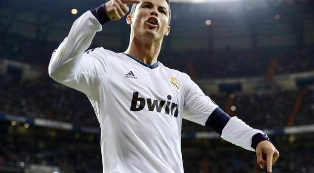 Cristiano Ronaldo has scored 199 goals in 201 games at Real Madrid