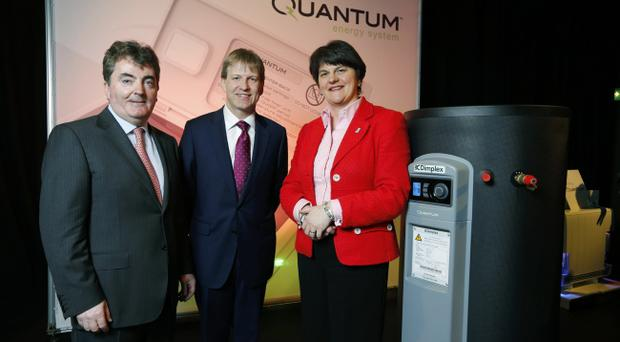 Glen Electric is led by chief executive and chairman Sean O'Driscoll