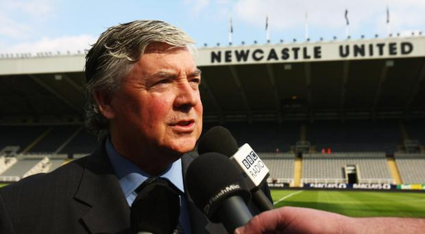 Joe Kinnear's appointment as Newcastle's director of football sent shock waves through the club