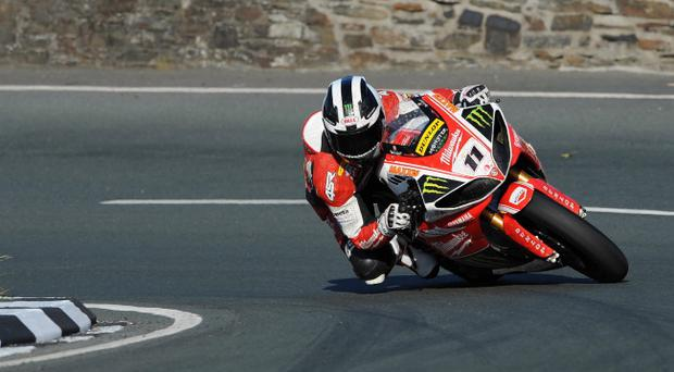 William Dunlop is set for more thrills on his Yamaha