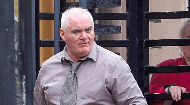 Philip Crane Leaves Newry High Court
