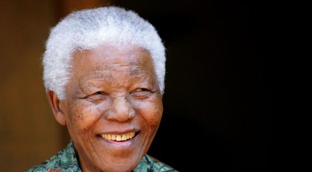 Nelson Mandela has died at his home at the age of 95
