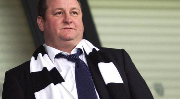 Mike Ashley took control of Newcastle United in 2007