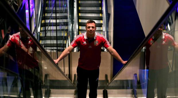 Tommy Bowe is preparing to play for the Lions against Australia after recovering from a hand injury