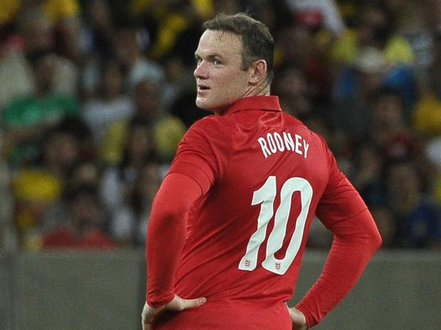 Wayne Rooney is set for a crunch meting today over his Manchester United future