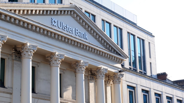 Ulster Bank headquarters in Belfast's Donegall Square East