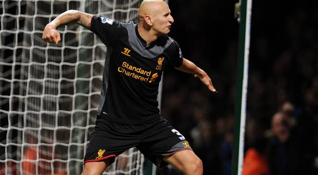 Jonjo Shelvey is set for talks with Swansea over a £6m switch from Liverpool