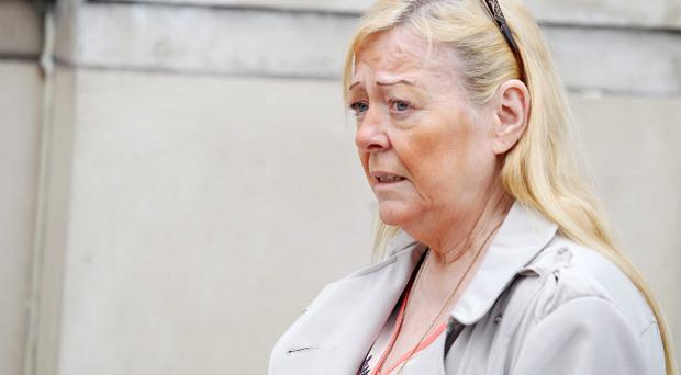 Breige Meehan leaves Laganside Courts today