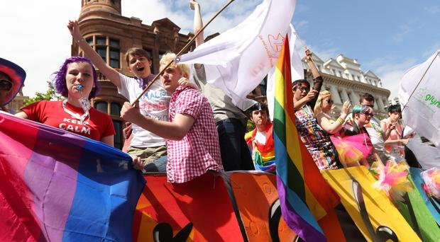Same-sex marriage was one of the key covered in the poll