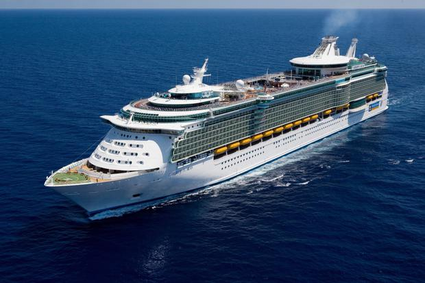 Royal Caribbean International's Liberty of the Seas at Sea