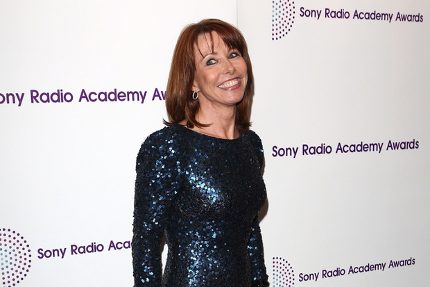 Kay Burley pictured at the Sony Radio Academy Awards at The Grosvenor House Hotel on May 13, 2013 in London