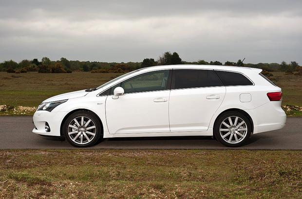 10 ... The Toyota Avensis. Society of Motor Manufacturers top 10 selling cars in Northern Ireland