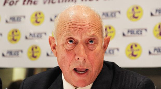 UKip MEP Godfrey Bloom who has been caught on camera saying Britain should not send aid to bongo bongo land, claiming the recipients lavishly spend the money on luxuries