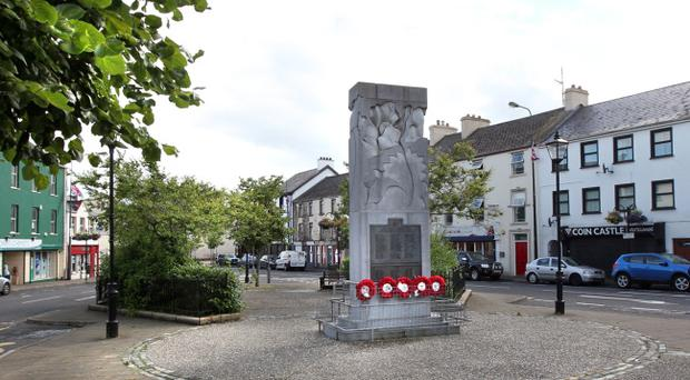 A peaceful Castlederg, but tensions are rising