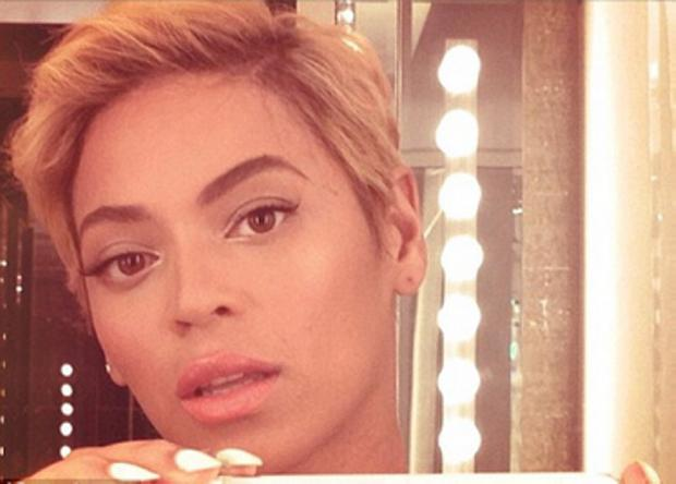 Beyonce is by no means the first A-lister to go for a shorter look