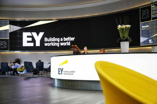 EY has become the official partner for the Ryder Cup in 2014