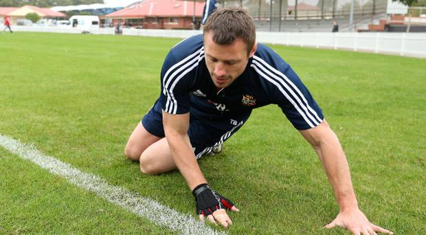 Tommy Bowe could miss Ulster's opening two Heineken Cup clashes