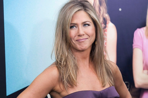 Jennifer Aniston arrives for the premiere of the film