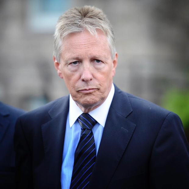 Peter Robinson said it would be wrong to proceed with the development at the former Maze prison
