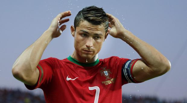 Ronaldo will arrive with Portugal next month