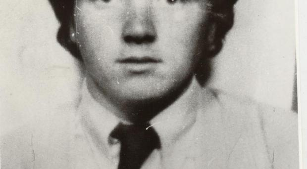Seamus Gilmore (18) was working at a petrol station in north Belfast in February 1973 when he was gunned down