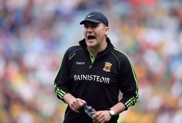 Mayo manager James Horan