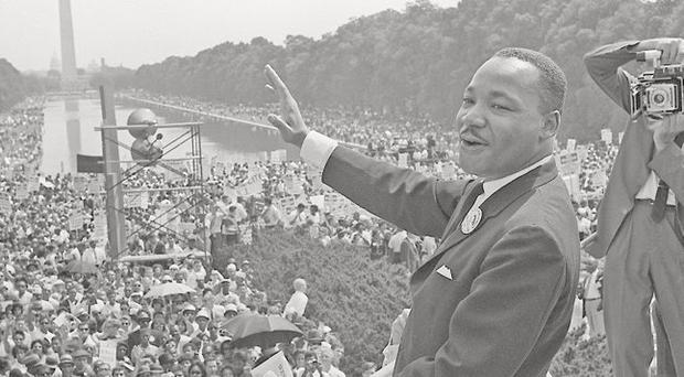 Inspirational: Martin Luther King