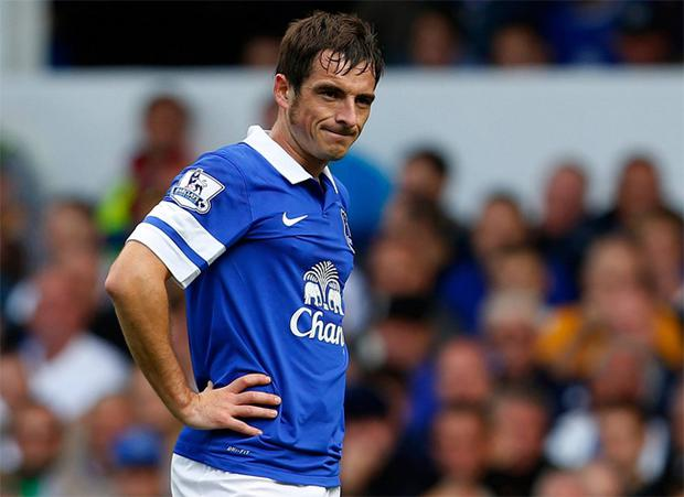 Leighton Baines feels now is right time for Everton to cash in