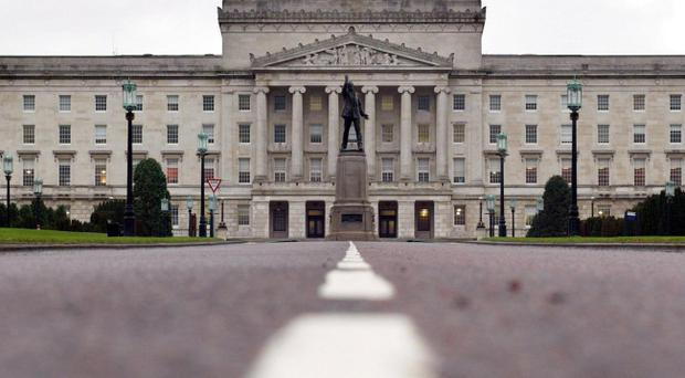Only 9.4% of those expressing an opinion rated Stormont's performance as 'excellent' or 'good'