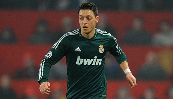 Arsenal have agreed a fee with Real Madrid for Mesut Ozil