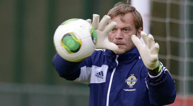 Roy Carroll feels Northern Ireland can cope with the injuries suffered in the squad