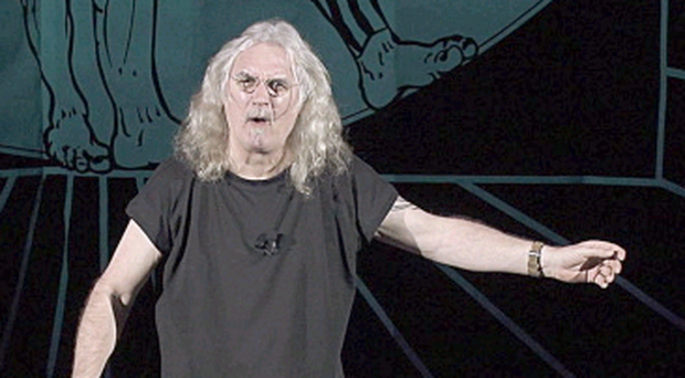 SUNDAY LIFE- Features Billy Connolly Picture for John McGurk