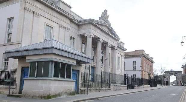 Bishop Street Courthouse in Derry