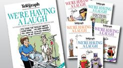 Free Stevie Lee cartoon book collection from Monday 23 to Friday 27 September