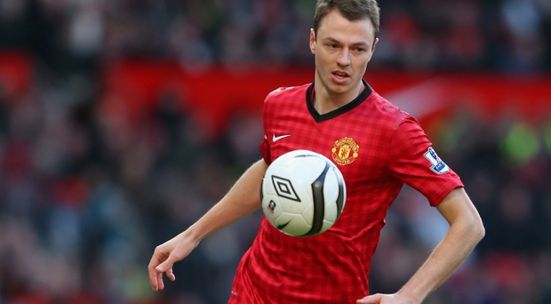 Manchester United's Jonny Evans must prove his worth to new manager David Moyes