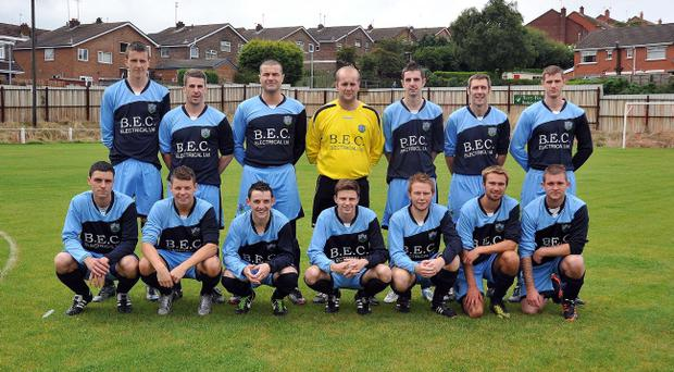 Ballynahinch United will face a tough match against Drumaness
