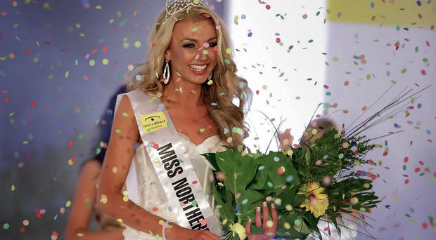 Miss Northern Ireland Meagan Green will share the Miss World stage with boyband Blue and X Factor star Matt Cardle for the final