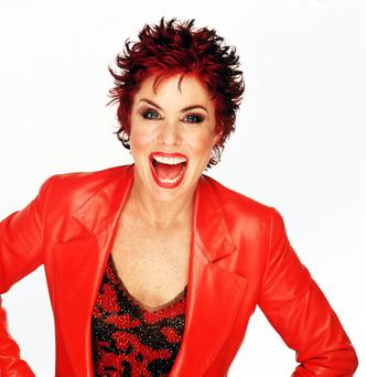 Comedian Ruby Wax says she will be in good form for her show in Belfast's Waterfront