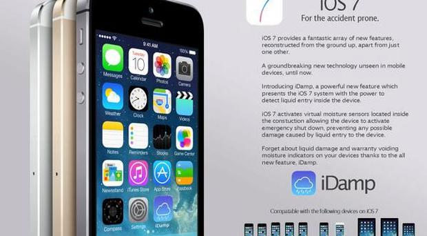 Fake Ios7 Waterproof Iphone Claims Dupe Some Owners Into