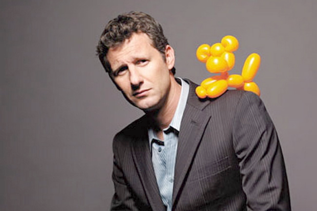 Australian stand up comedian and presenter of The Last Leg, Adam Hills