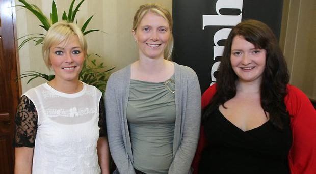 Guests at the Belfast Telegraph Digital Clinic September 2013