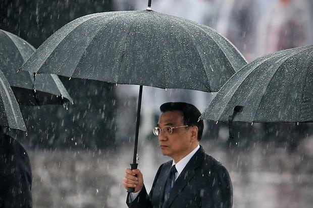 Chinese Premier Li Keqiang in Beijing, China